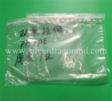 Slider와 더불어 Transparent 또는 Clear 주문 PVC Ziplock Packaging Bag,