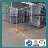 Plastic Concrete Blockの高いSecurity Temporary Fence Panel