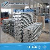Ajustable support en acier de Jack de Moyen-Orient galvanisé plongé chaud ou d'échafaudage allemand de fournisseur de groupe de Tianjin Tyt