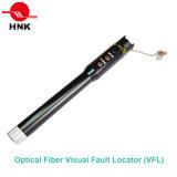 La fibra óptica localizador visual de fallos
