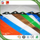 Lona impermeável Lumber Wrap Tarps Lumber cobrir PE oleados