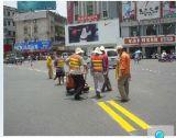 Überzogener thermoplastischer Schwingung-Straßen-Markierungs-Lack