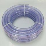 Geen Giftig Transparant Vezel Versterkt Kristal van de Pijp van het Buizenstelsel van de Slang Flexibel met Certificatie RoHS