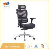 高品質のヘッドレストが付いている白い網のオフィス・コンピュータの椅子