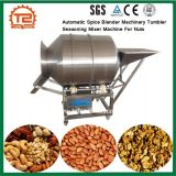 Nuts를 위한 자동적인 Spice Blender Machinery Tumbler Seasoning Mixer Machine