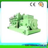 세륨 승인되는 400kw 가스 전기 발전소 생물 자원 Gasifier 발전기