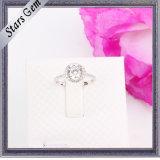 Новейшая мода Shinny CZ ювелирные изделия кольцо