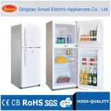 En posición vertical automática de Frost uso doméstico Doble puerta del refrigerador