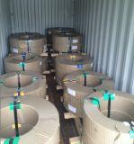 Bobinas de acero inoxidable 201 con el paquete de exportación