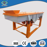 Linear Saw Dust Wood Pelletts Chips Vibration Screen Sieving Machine