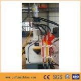 CNC van de hoge snelheid de Scherpe Machine van het Ponsen van de Hoek