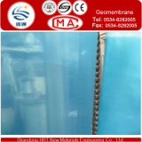 Install fácil Blue Color Geomembrane con Thickness 0.3m m para Liner, HDPE Geomembrane, Geomembrane