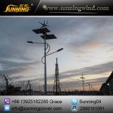 Wind Solar Hybrid System para sistema de iluminação 50W