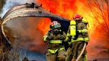 Workwear одежды пожарного резьбы PTFE сообщает защитные перчатки Nomex