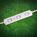 luz del módulo de la inyección del PWB 2835 LED del aluminio de 0.15USD 1.5W 12V