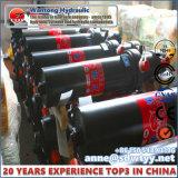 Cylindre télescopique hydraulique pour camion en usine