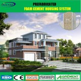 現代デザインおよび低価格の軽い鋼鉄プレハブの家