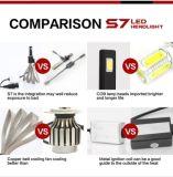 H7 lampadine dell'azionamento del kit di conversione del faro della PANNOCCHIA LED