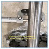 Rotondo, esagono, quadrato, barra d'acciaio di taglio libero trafilato a freddo AISI1215