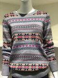 도매 우연한 여자 스웨터 다양성 패턴 온난한 스웨터