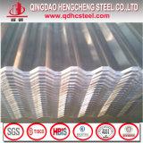 Chapa de aço corrugada Galvalume da telhadura para o uso do edifício