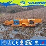 Maaimachine van het Onkruid van het Ontwerp van kwaliteit-Promised&New van Julong de Aquatische met Hoge Efficiency