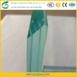 Super grand Low-Iron 10mm Le verre trempé de sécurité