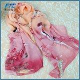 女性の女性のための2017枚のばねの秋の方法プリントスカーフのショール
