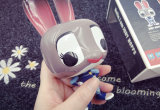 Banco portátil bonito da potência do coelho o mais novo de Zootopia Judy Hopps do dispositivo