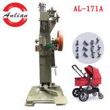 Al-171A pneumatische het Vastnagelen van de Plaat van de Koppeling Machine