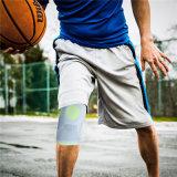 Rodilleras del voleibol del baloncesto del balompié de los deportes para la funda de la paréntesis de rodilla del protector del dolor de la rodilla