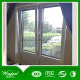 영국 시장을%s 낮은 E 유리제 경사와 회전 PVC Windows