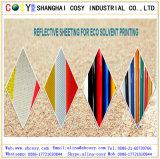 Qualitäts-selbstklebendes reflektierendes Vinyl für Verkehrsschilder
