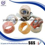 Fácil utilizó para empaquetar la cinta cristalina del embalaje del rectángulo BOPP