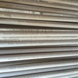 La norme ASME 316L 304 Tube tuyaux sans soudure en acier inoxydable
