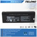 12V2.3ah AGM VRLA Bateria UPS com marcação UL certificado SDS