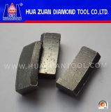 Huazuan Sharpness Rock Bits Segment pour Global Market