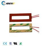 Riscaldatori elettrici di alta qualità con la protezione mA dell'adesivo e del silicone