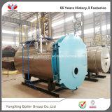 Fabrik geben direkt neuen abgefeuerten kondensierenden Dampfkessel des Entwurfs-Öl-(Gas) für industrielles an