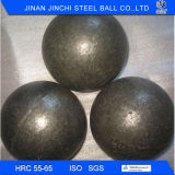 Шлифовальные средства массовой информации литой стальной шарик для мельницы шаровой опоры рычага подвески