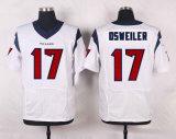 ヒューストンミラーOsweilerゲームのアメリカのカスタマイズされたフットボールのジャージ