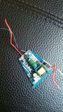 5W E27 LED bombilla de emergencia con batería recargable