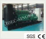 Melhor na China fabricante de geradores alimentados 35kw gerador de gás natural