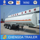 Petrolero de gasolina y aceite de la capacidad 40000liter del acoplado pesado semi para la venta