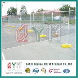 La soudure galvanisé clôture temporaire / Mobile clôture temporaire