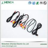 Chicote de cabos Aprovado pela CE do Chicote de fios do sinal da máquina