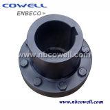 Couplage d'acier inoxydable pour le joint de Gibault de pipe de PVC