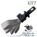 Hellste Scheinwerfer-Birnen mit LED-Scheinwerfer-Birnen für LKWas und hohe niedrige Scheinwerfer des Träger-LED