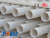 HDPE PP PVC 수직 유형 두 배 벽 물결 모양 관 밀어남 선