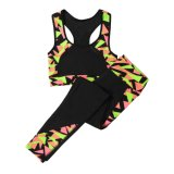 Comercio al por mayor Womens Deporte Bra y Leggings Yoga establece